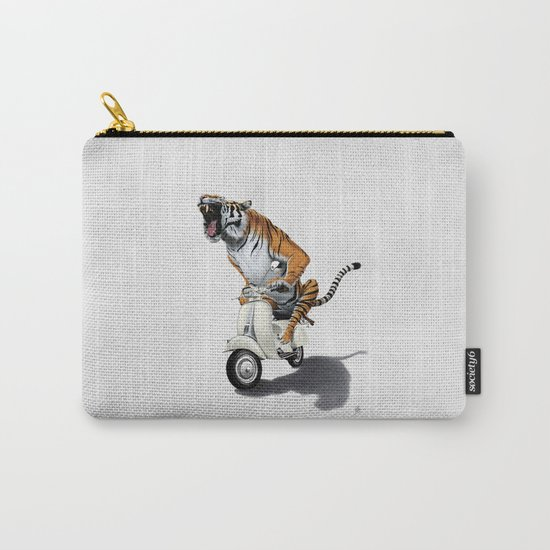 Rooooaaar! (Wordless) Carry-All Pouch