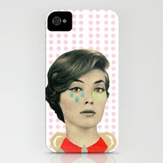 for your information there's an inflammation in my tear gland iPhone (4, 4s) Slim Case