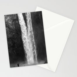 Shooting Falls Stationery Cards
