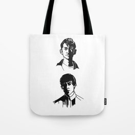 the last shadow puppets Tote Bag