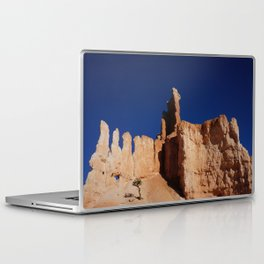 Red Rock and Dark Blue Skies Laptop & iPad Skin
