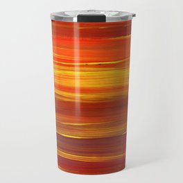Sunset stratum Travel Mug
