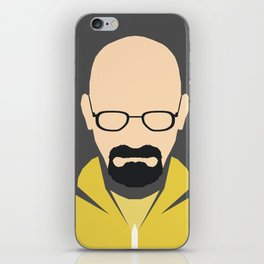 Heisenberg Breaking Bad iPhone Skin