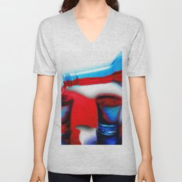 The Drink That Kills You Ode To Addiction Unisex V-Neck