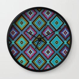 Indi-abstract#03 Wall Clock