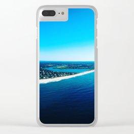 Bridgehampton, NY Clear iPhone Case