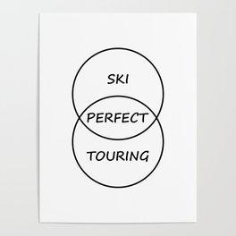 Skibobbing Poster
