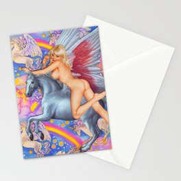 Pop Tart Stationery Cards