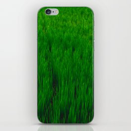 Greenery iPhone Skin