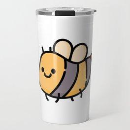 Just a Cute Honey Bee Travel Mug