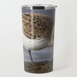 Dunlin Shorebird Travel Mug