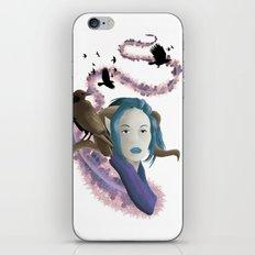 Crow Call iPhone & iPod Skin