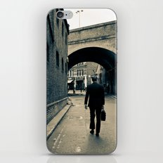 London hidden places  iPhone & iPod Skin