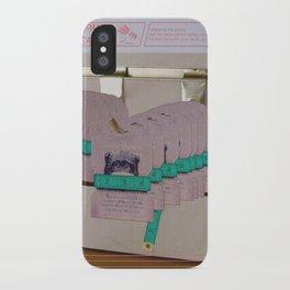 Tealpaw Mercantile iPhone Case