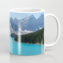 Moraine Lake, Banff Canada Coffee Mug