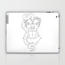 Scorpius Drawing Laptop & iPad Skin