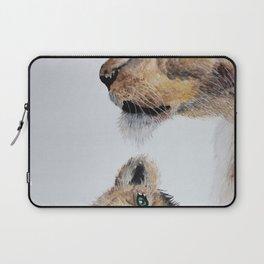 Love Lion 2 Laptop Sleeve