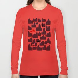 Animal World Long Sleeve T-shirt
