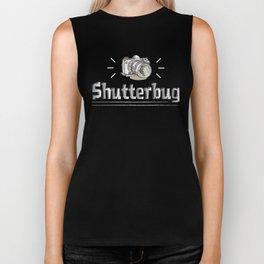 Shutterbug Biker Tank