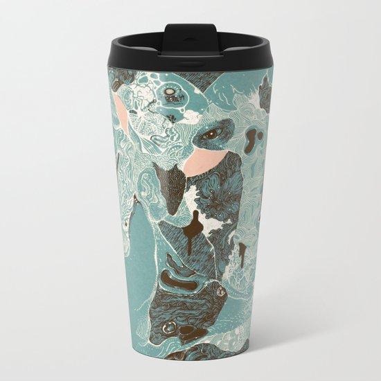 The End (despair) Metal Travel Mug
