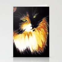 shadow Stationery Cards featuring Shadow by DTice