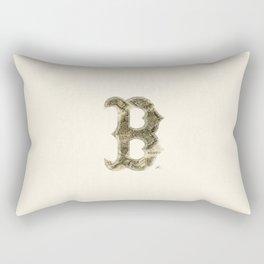 Day 16 - Boston Design Marathon Rectangular Pillow