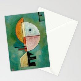 Kandinsky Upward Abstract Art Painting Stationery Cards