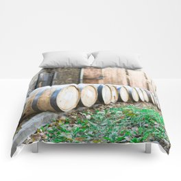 Bourbon Barrel Comforters