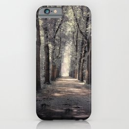 Fairy tale forest  iPhone Case