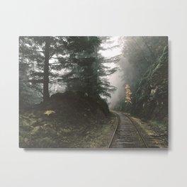 // slides // Metal Print