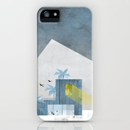 homecomers of the arctic tree line iPhone Case