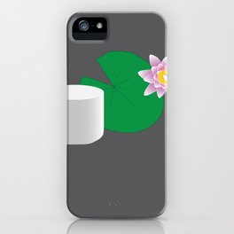 HIMYM Couples - Lily & Marshall iPhone Case