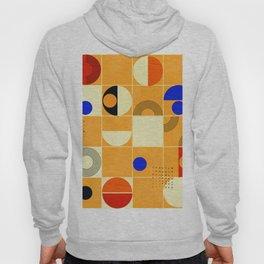Mid-century abstract no3 Hoody