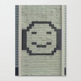Post it! (your smile) Canvas Print