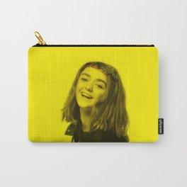 Maisie Williams - Celebrity (Florescent Color Technique) Carry-All Pouch