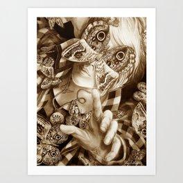 Ocular Assistance Art Print