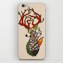 Steampunk Deer iPhone Skin