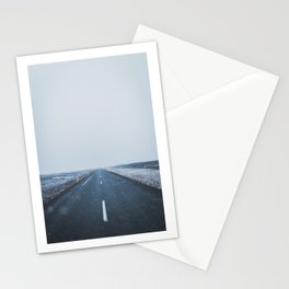 Lonely Road Stationery Cards
