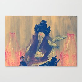 Dormant God 2 Canvas Print