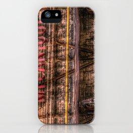 MECANIQUE 1 iPhone Case