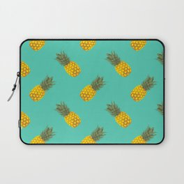 A pattern of pineapple Laptop Sleeve