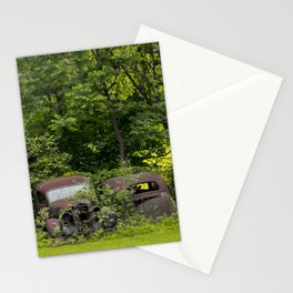 Long term parking Stationery Cards