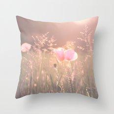 June Evening Throw Pillow