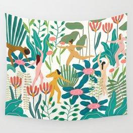 Celebrating Womanhood Wall Tapestry