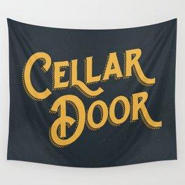 Cellar Door Wall Tapestry