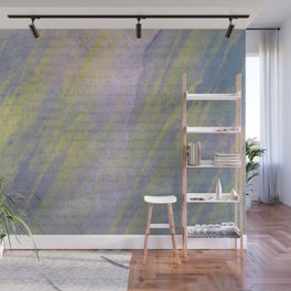 Bold Watercolor Words 2 Wall Mural