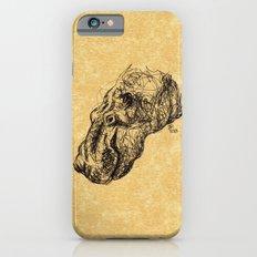 Herbert Hippopotamus Slim Case iPhone 6s