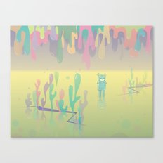 one more world Canvas Print