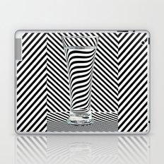 Striped Water Laptop & iPad Skin