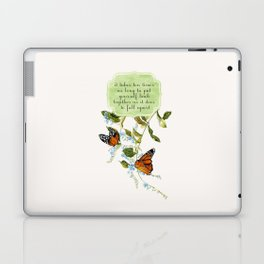 ten times as long Laptop & iPad Skin
